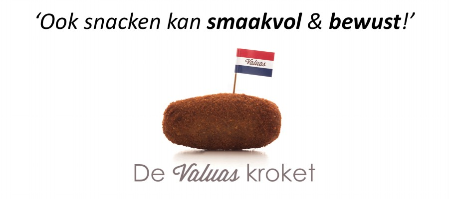 Valuaskroket - Smaakvol en bewust snacken - Background